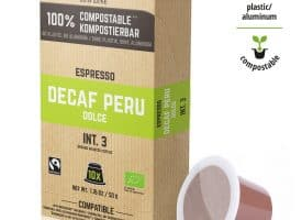 Eco Line - Decaf Peru Dolce (Subscribe & Save) Auto renew
