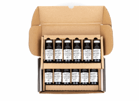 Swiss Water Decaf Cold Brew Concentrate / 12 2oz Bottle / Makes 16 Cups