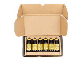 Build a Box / 12 2oz Bottles / Makes 12-16 Cups - All Low Caf (12 Low Caf)