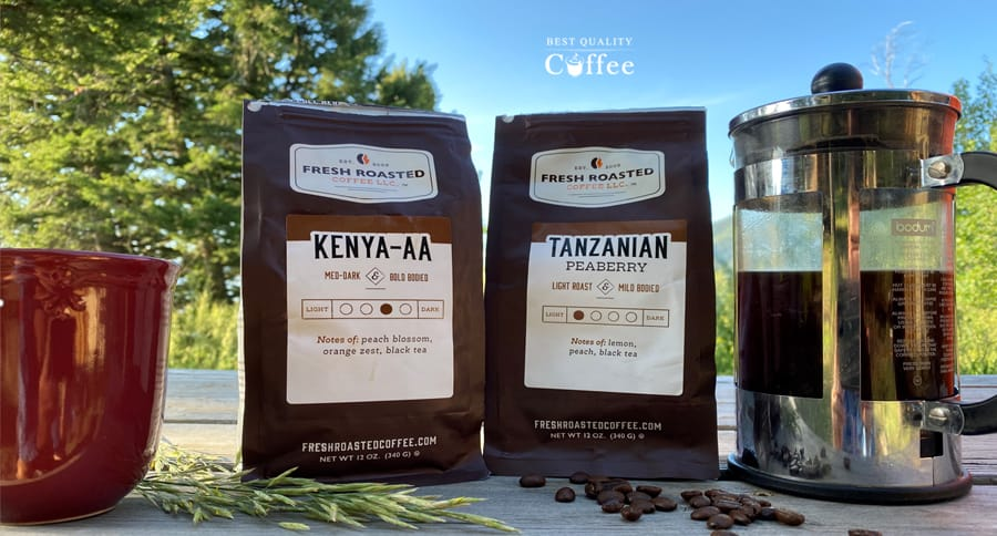 Fresh Roasted Coffee Review