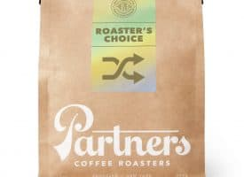 Partners Coffee Roaster's Choice Specialty Coffee Subscription