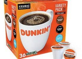 Dunkin' Donuts Dunkin' Variety Pack K-Cup® Pods 36 Ct. Coffee