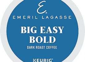 24 Ct Emeril's Big Easy Bold™ Coffee K-Cup® Pods. Coffee
