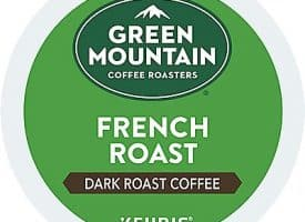 12 Ct Green Mountain Coffee French Roast Coffee K-Cup® Pods. Coffee