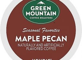 12 Ct Green Mountain Coffee Maple Pecan Coffee K-Cup® Pods. Coffee