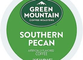 12 Ct Green Mountain Coffee Southern Pecan Coffee K-Cup® Pods. Coffee