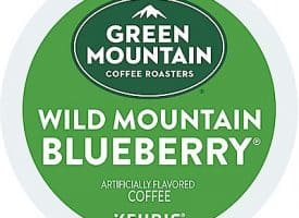 12 Ct Green Mountain Coffee Wild Mountain Blueberry Coffee K-Cup® Pods. Coffee